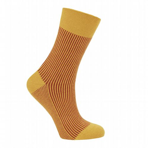 Men's Organic Cotton Socks - Vertical